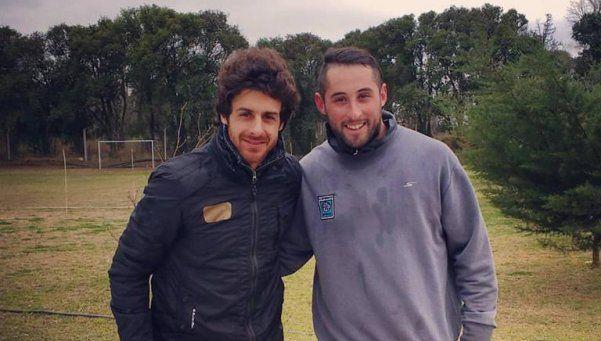 Aimar, por ahora, no vuelve a jugar al fútbol en Río Cuarto