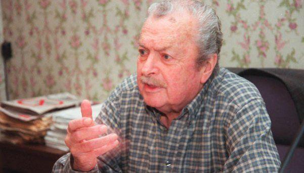Profanaron la tumba del ex diputado César Jaroslavsky