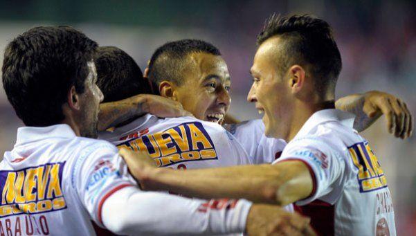El Globo tomó aire, se infló y sigue en la Copa Argentina