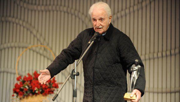 Murió Carlos Gorostiza, ícono del teatro argentino