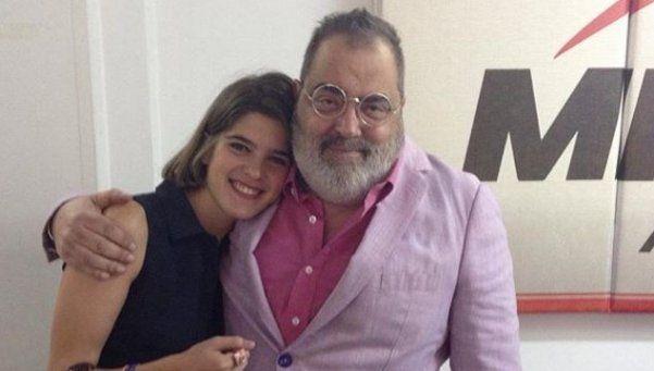 Conocé a la nueva novia de Jorge Lanata... ¡de 28 años!