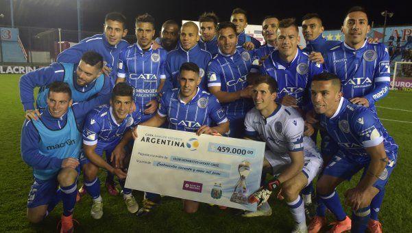 Copa Argentina: Godoy Cruz eliminó a Estudiantes de Buenos Aires