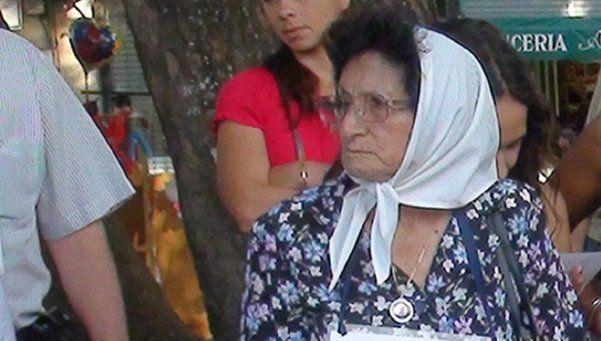 Murió Ramonita Maldonado, histórica Madre de Plaza de Mayo