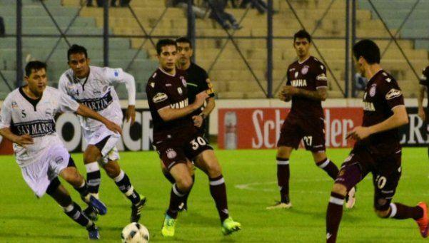 Lanús sufrió en los penales pero avanzó en la Copa Argentina