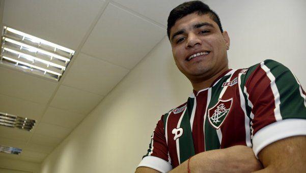 Claudio Aquino deja Independiente y se va a probar suerte al Fluminense