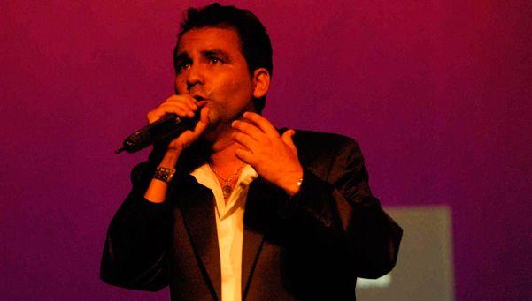 Diego Desanzo, un fan incondicional de Palito Ortega