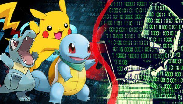 Tiembla Pokémon Go: hackers atacarán sus servidores