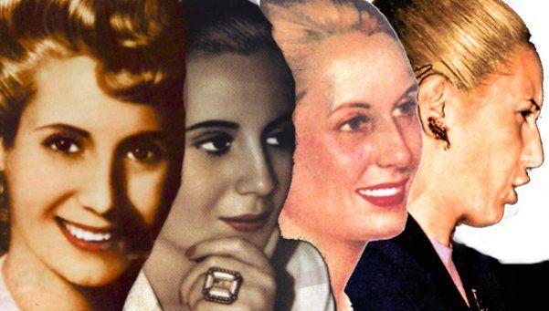 De Eva a Evita: la Abanderada de los humildes en 7 anécdotas