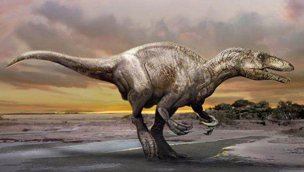 Descubrieron en la Patagonia un dinosaurio apodado Gigante Ladrón