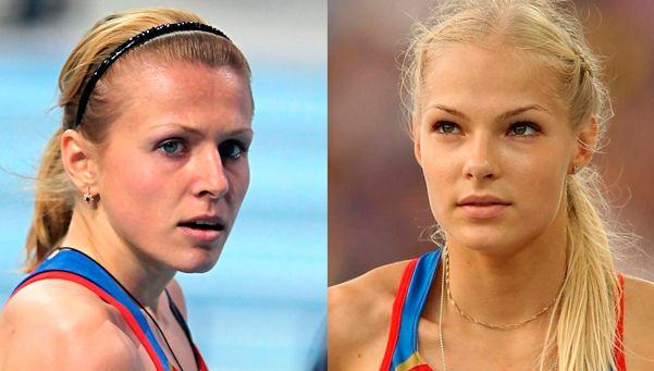Quiénes son las dos atletas rusas que podrían ir a Río