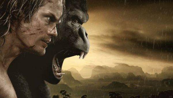 Crítica | La Leyenda de Tarzán: para hombres y monos; niños, no