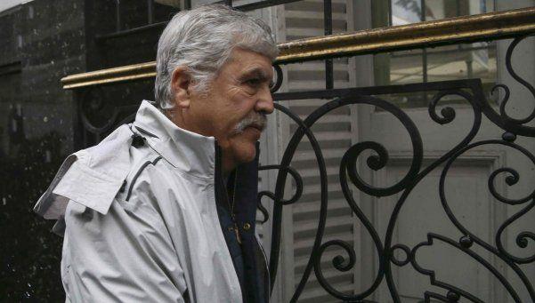 De Vido denunció el robo de armas en su casa de Zárate