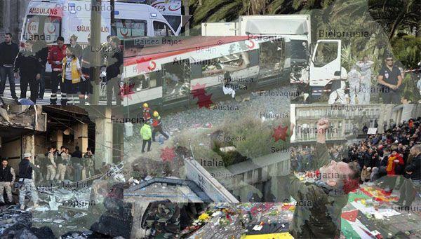 Interactivo | 2016, el año del terror en Europa