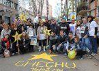 Una nueva estrella amarilla en las calles de San Martín