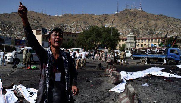 La ola de atentados no para: 80 muertos y 200 heridos en Kabul