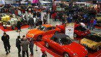 Exitosa edición del Salón del Automóvil Clásico