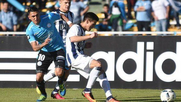 Belgrano se dio el gusto ante Talleres en los penales