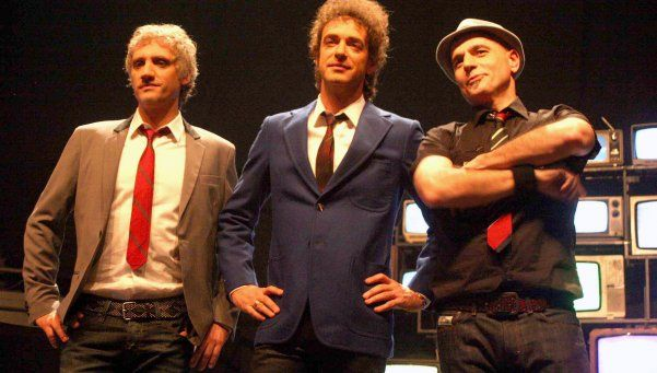 Soda Stereo le pondrá música a la gira de Cirque du Soleil