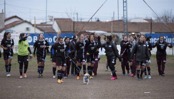 UAI Urquiza, campeón en Primera División de fútbol femenino