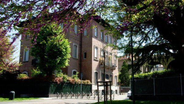 El imponente palacio que alojará a Gonzalo Higuaín en Turín