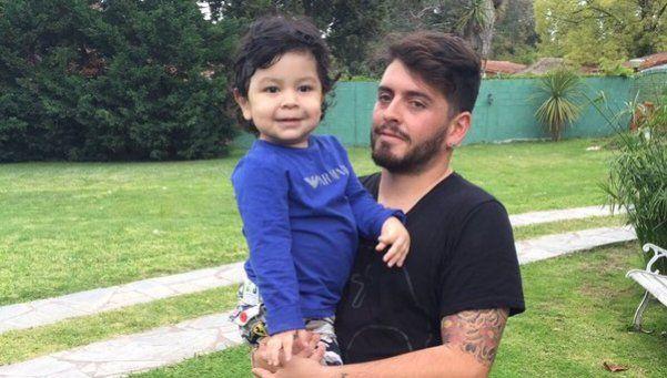 Diego Jr le respondió a Ojeda y dijo que no vendió sus fotos con Dieguito