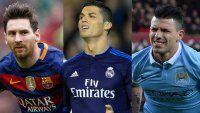 Los 10 futbolistas que más camisetas venden en el mundo