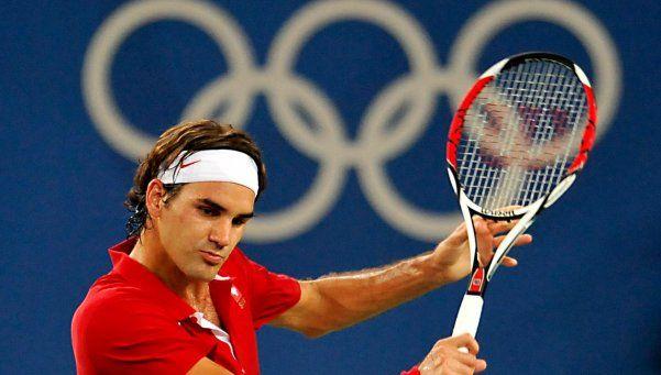 Una gran baja para Río: Federer se pierde toda la temporada