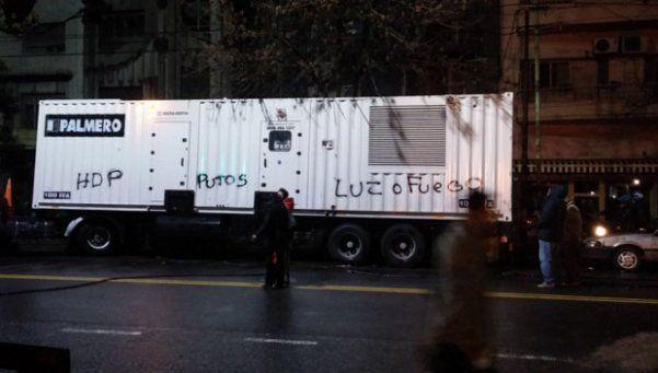Más de 70 mil usuarios sin luz en Capital y Gran Buenos Aires
