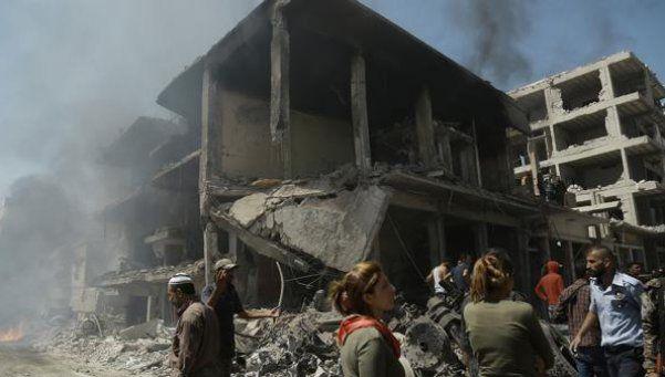 Atentado de ISIS en Siria deja al menos 44 muertos