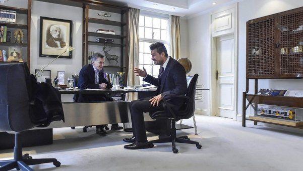Tinelli-Macri: la recomposición de un vínculo algo desgastado