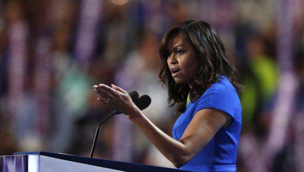 El emotivo discurso de Michelle Obama para respaldar a Hillary