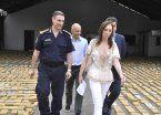 Vidal se reunió con Carrió y ratificó al jefe de policía