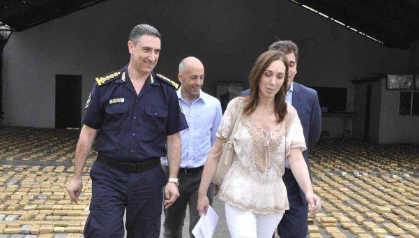 Vidal puso otra vez en la mira a su jefe de la Policía Bonaerense