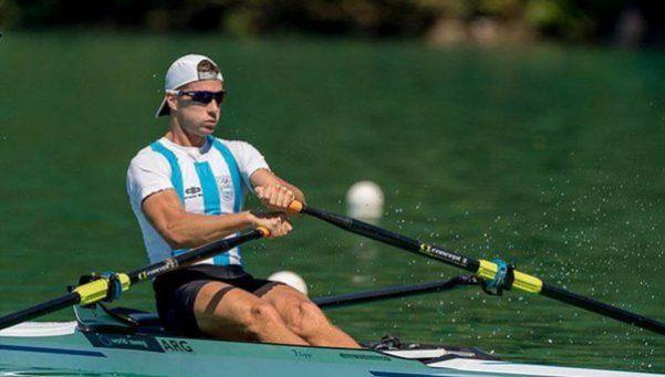 Exclusivo | Remero que está en Río se quejó y Mac Allister reconoció el error