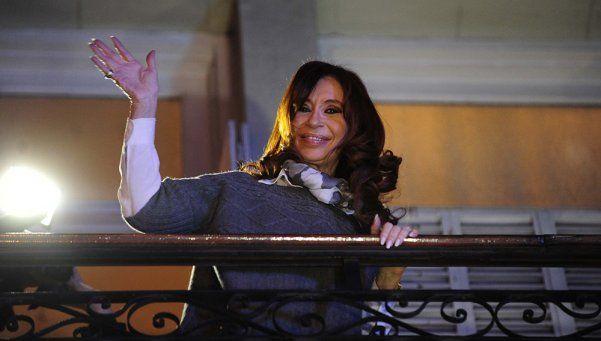 Investigarán denuncia por amenazas contra Cristina Kirchner