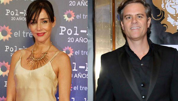 Amigorena y Paola Krum, los nuevos favoritos de Adrián Suar