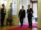 Macri y Peña Nieto firmaron convenios con ruido de fondo