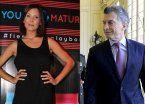 Ursula Vargués rechazó... ¡a Mauricio Macri!