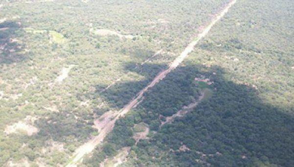 Existen 1.500 pistas ilegales que son utilizadas por narcos