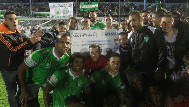 El renovado Lafe dio un gran paso en la Copa Argentina