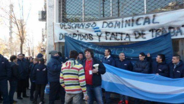 Rosario: Coto y Carrefour ratifican el despido de 119 empleados