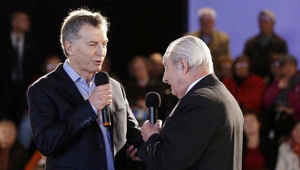 Macri: Estamos saldando una deuda histórica con los jubilados