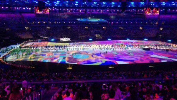 Se filtraron imágenes de la ceremonia de apertura de Río 2016