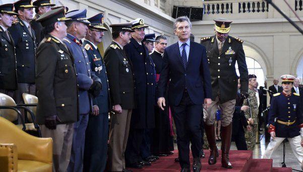 Se viene una fuerte reducción en el personal militar