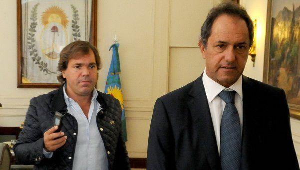 """Daniel Scioli: """"Es una fábula lo de los 20 mil millones de pesos"""""""