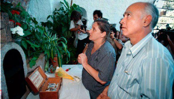 Murió el padre de María Soledad Morales