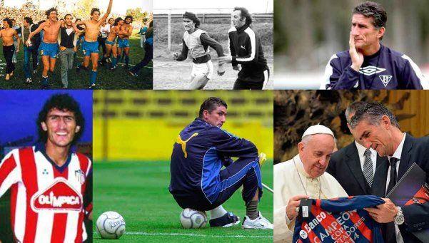 La trayectoria del Patón: cuatro décadas a puro fútbol