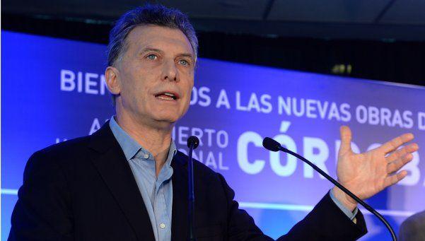 Macri: Llevará unos años poner en caja todo de forma gradual