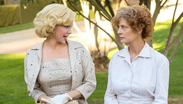 Llega una miniserie sobre la vida de Marilyn Monroe