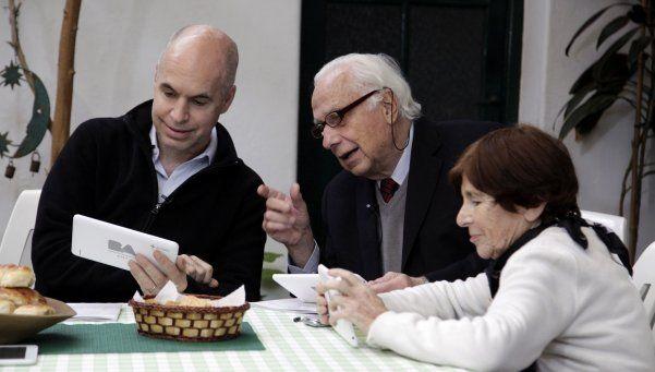 La Ciudad ya tiene una aplicación oficial para los adultos mayores